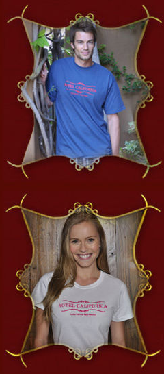 Hotel California Pool